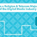 Journey from Religion & Telecom Major to the Top of the Digital Media Industry