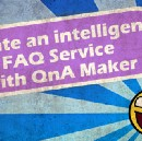 How to create a FAQ chatbot using QnA maker