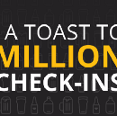 When we first built Untappd, thought of 500 checkins was something that I thought would be an…