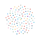 Arrange icons in phyllotaxis pattern with IconFlower Sketch App plugin