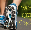 What's the Deal with 10,000 Steps?
