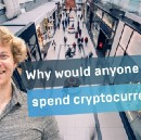 Why would anyone want to spend cryptocurrencies (if they keep going up)? — Transcript