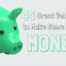 45 Great Websites to Make Some Extra Money