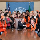 Inslee signs bill to ban bump stock devices like those used in the Las Vegas shooting
