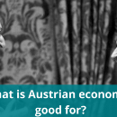 What is Austrian economics good for?