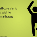 Why self-care plan is crucial to trauma therapy