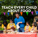 Teach every child about food
