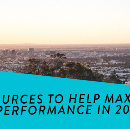 4 Resources to Help Maximize Your Performance in 2016