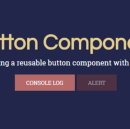 Creating Reusable Components with Vue.js : Button Component