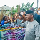 BADDRESS BY HIS EXCELLENCY VICE PRESIDENT YEMI OSINBAJO AT THE GROUNDBREAKING CEREMONY OF THE BONNY…
