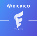 Thrive launches at KICKICO
