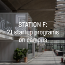 Microsoft, Ubisoft, CNPA and Creative Valley x IFM launch programs at STATION F!