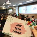 Here's what we learned about navigating career transitions from the Slack x Tech Ladies event