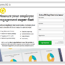 My landing page conversion experiments continued