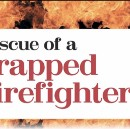 Rescue of a Trapped Firefighter, Part 1 of 3