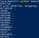How to collect any Twitter follower network with the Python script twecoll