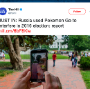Russiagate Has Jumped The Bulbasaur