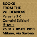 Books from the wilderness