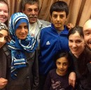 Helping a Syrian Family in Greece