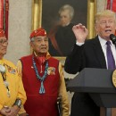 What The Navajo Code Talkers Were Saying Behind Trump's Back