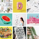 90 Instagram Accounts to Follow for Daily Graphic Design Inspiration