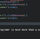 What matters most to a software engineer