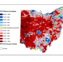 """The Midwest Isn't Gerrymandered Because """"All The Democrats Live In Big Cities""""."""