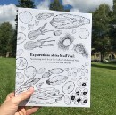 Seed Vault colouring book