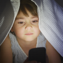 Texts Between Toddlers: Bedtime Edition