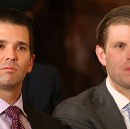 Trump's Sons Receive Military Deferments On Eve Of War With North Korea