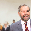 Tackling income inequality: A message from Tom Mulcair
