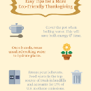 Easy Tips for a More Eco-Friendly Thanksgiving [INFOGRAPHIC]