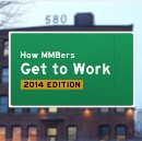 How MMBers Get to Work—2014 Edition