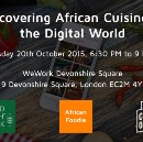 The African touch of the London Foodtech Week