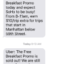 Uber scams bike messengers in NYC!