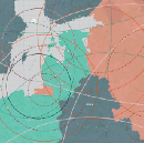 Interactive Missile Map Reveals How Messy a NATO-Russia War Would Be