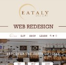 A fresh new look for Eataly!