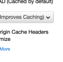 Adjusting cache settings for create-react-app's service worker