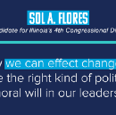 """A Q&A with Sol Flores: """"I've been so inspired by women in public service."""""""