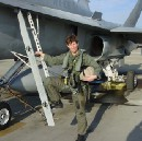 She's Got Grit: Living her own courage from the F/A-18 to a bid for Congress