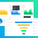 Designing for a data-heavy platform