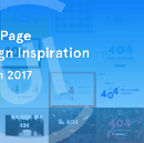 404 Page Design Inspiration — March 2017