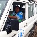 Chantal: Why I became a WFP driver