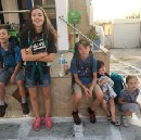 50 hours. This was the length of miserable time it took to travel from our rental in Paros to our…