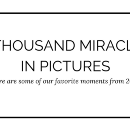 A Thousand Miracles in Pictures