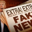 Even real news is fake because of internet content decontextualization