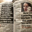OF BIGOTRY, BIGGAR AND THE DAILY MAIL: BRIEF REFLECTIONS