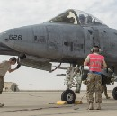 A-10s Leave Controversial Ammo at Home During Middle East Strikes