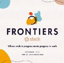Announcing Frontiers, a new conference from Slack