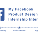 My Facebook Product Design Internship Interview